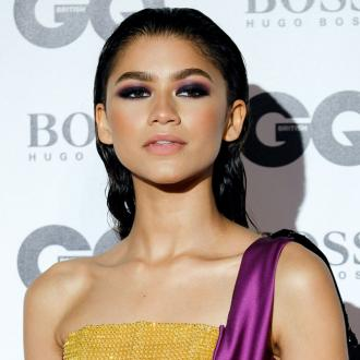 Zendaya inspired by grandpa