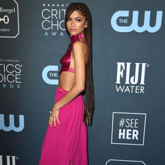 Zendaya's 'science' dress