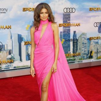 Zendaya secretly makes a film
