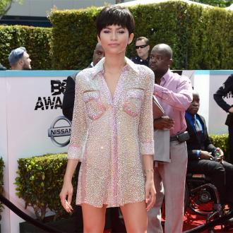 Zendaya channels 'fierce fairy princess'