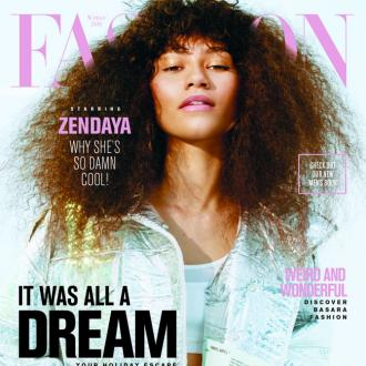 Zendaya feels like a 'grandma'