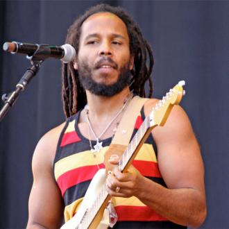 Ziggy Marley smoked marijuana at 9