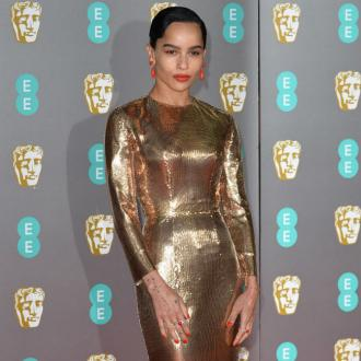 Zoë Kravitz missing her family in lockdown