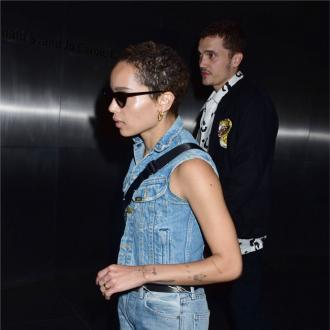 Zoe Kravitz felt she had to protect her father Lenny Kravitz