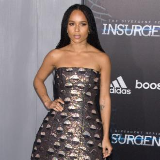 Zoe Kravitz 'felt intimidated' by Lisa Bonet