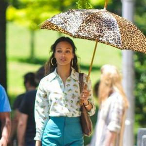 Zoe Saldana: 'I Want To Continue Growing'