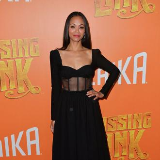 Zoe Saldana's Missing Link voice took 'two-and-a-half-years' to get right