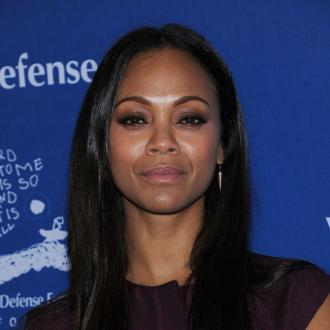 Zoe Saldana Appreciates Her Looks