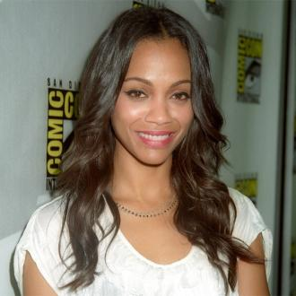 Zoe Saldana Had 'Compassion' For Britney Spears