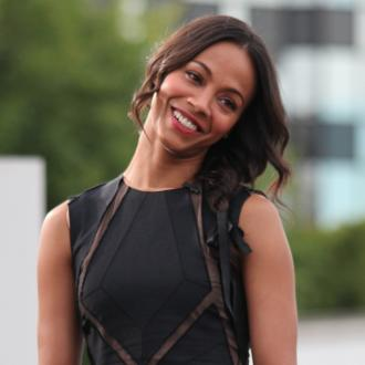 Zoe Saldana Has Secret Wedding To Save Her Sanity