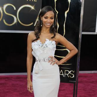 Zoe Saldana Feels Good Every Day