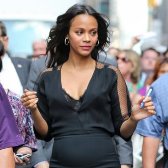Zoe Saldana Married For The Right Reasons
