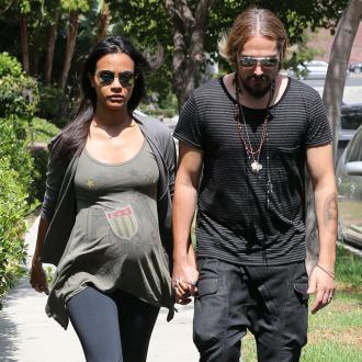 Zoe Saldana Gives Birth To Twins