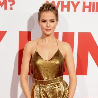 Zoey Deutch is 'very particular' about her outfits