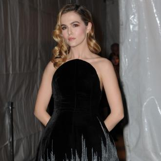 Zoey Deutch: Kissing James Franco Was Meh