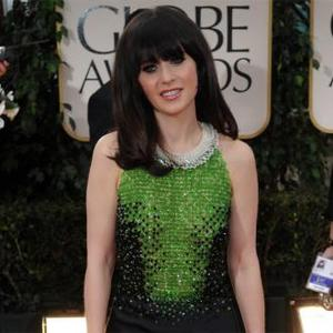 Zooey Deschanel: Bully Spat In My Face