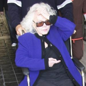 Zsa Zsa Gabor 'Coughing Up Blood From Lungs'