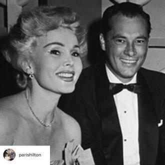 Paris Hilton: Great-grandfather Conrad Hilton and Zsa Zsa Gabor were a beautiful couple
