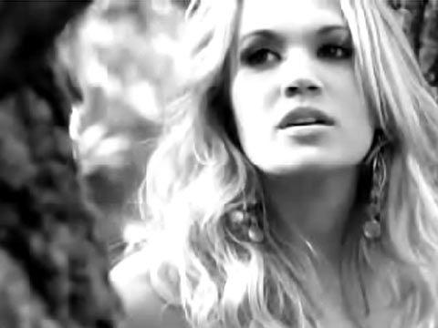 Carrie Underwood - Wasted Video