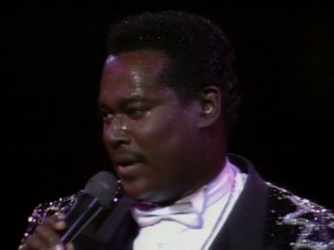 luther vandross is gay