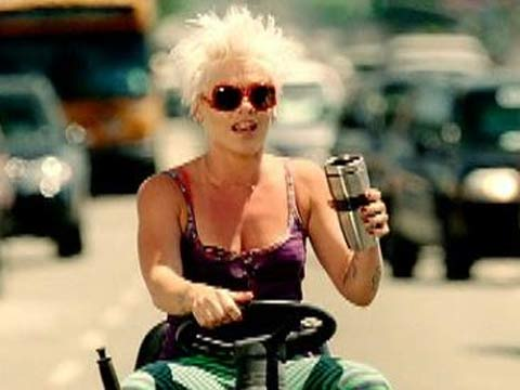 P!nk - So What Video