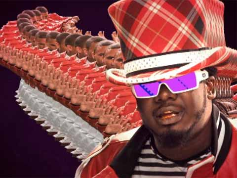 Freeze Chris Brown on Lambros Blog  T Pain Freeze Chris Brown